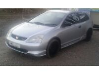 **HONDA CIVIC TYPE R** AUTO