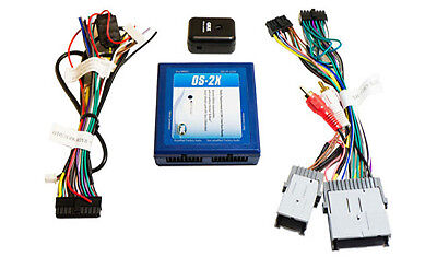 Pac Os 2X Factory Radio Replacement Interface For Gm W Onstar   Bose Retention V