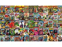 SELLING COMICS? If you have a load of comic books or related toys, models, games I want to buy them!