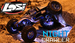 New Losi Nightcrawler Rock Crawler RTR