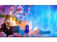 Relaxing Massage-10mins off M1