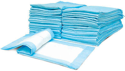 100 - Dog Puppy 17x24 Pet Housebreaking Pad, Pee Training Pads, Underpads
