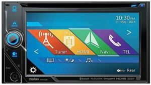 Clarion NX405 Double DIN Navigation, Video, Bluetooth Head Unit