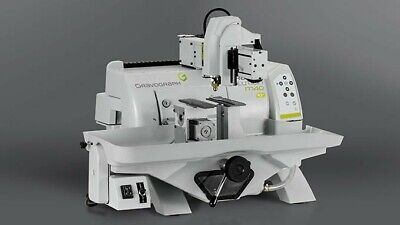 Gravograph M40g Engraving Machine Includes Wires Few Other Accessories