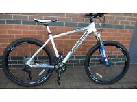 boardman hardtail mountain bike