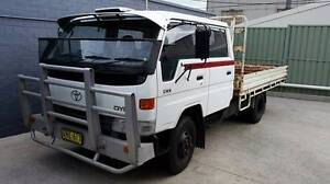 TOYOTA DYNA 300 DUAL CAB TABLE TOP TRUCK...EXCELLENT CONDITION... Peakhurst Hurstville Area Preview