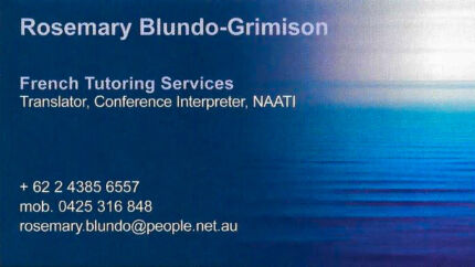 Rosemary Blundo-Grimison Terrigal Gosford Area Preview