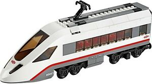 Lego City Railway End/Tail Carriage from High-Speed Passenger Train 60051 NEW