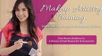 DASH BEAUTY ACADEMY - WINTER SESSION STARTS IN JANUARY!!!