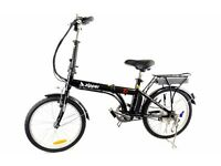 New Z2 electric compact folding zipper bikes free uk delivery