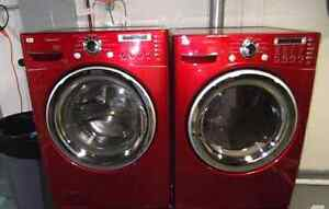 LG tromm (steam) washer &  dryer - DELIVERY AVAILABLE