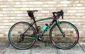 Road bike - Scott Contessa Speedster 15 - ladies frame size XS