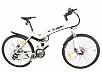 New Z4 Electric Folding bikes Free Uk delivery