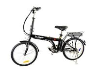 NEW Z2 COMPACT ELECTRIC FOLDING BIKES FREE UK DELIVERY