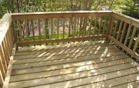 Decks and Fences – Free Quote.
