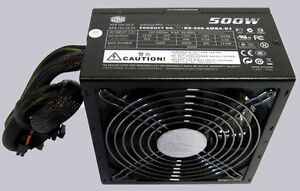 Power Supply CoolerMaster 500W