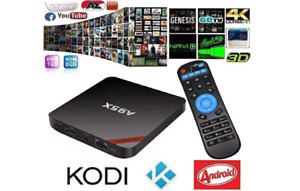 New android tv box kodi SHOWBOX Free movie installed