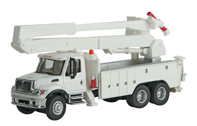 11753 Walthers SceneMaster International 7600 MOW Utility Truck w/Bucket Lift