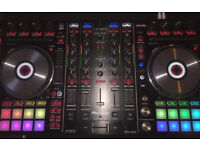 Pioneer DDJ SX2 with gorilla flight case