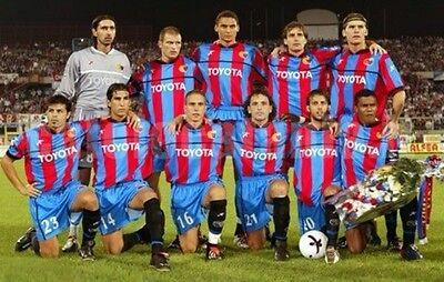 Catania (italy) 2003 Home Football Shirt Xl image
