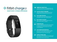 FitBit Charge 2 - black size S, unopened