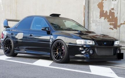 Wanted: Wrx GC8 Aftermarket Parts For Swaps Needed To Finish Car Off