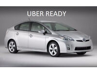 PCO CAR RENT OR HIRE UBER READY PRIUS FROM £100