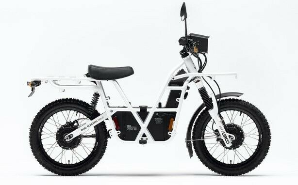 UBCO 2x2  - Electric Bicycle - Farm Bike - Off-Road Bike