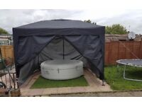 Lazy spa hot tub for sale read ad please.