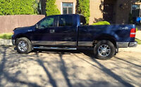 2006 Ford F-150 SuperCrew XTR with 6.5' box