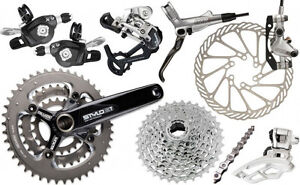 All Kinds of Bike Parts