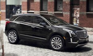 2017 Cadillac XT5 SUV, Crossover Lease Takeover