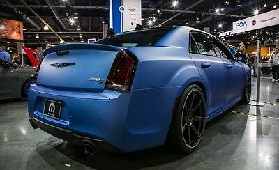 CHRYSLER 300 SRT SPOILER PAINTED Lifetime Warranty ALL COLORS