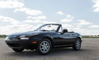 trade/échange 1995 miata for any old school BMW or Super Beetle