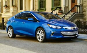 2017 Chevrolet Volt - Electric Car w/ no range anxiety