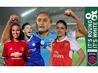 LADIES FOOTBALL IN LONDON