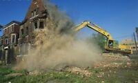 Démolition complète et rénovation générale 514-653-0729