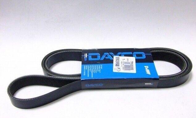 Gates Alternator Fan Drive V Belt For Porsche 944 968 2.5 3.0 T Ribbed 6PK720