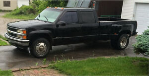 2000 Silverado 3500 for sale or trade