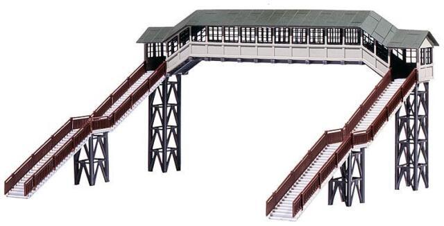 FALLER 120198 Fußgängebrücker über 4 Gleise NEU&OVP DHL-Versand