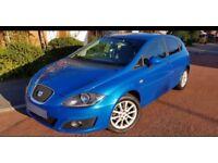 2010 SEAT LEON 1.6 TDI DIESEL DSG AUTOMATIC FULLY LOADED BLUETOOTH PX GOLF AUDI A3 ASTRA VRS FR BTTC
