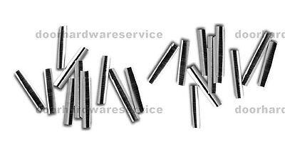 (25) SHIMS FOR LOCK REKEYING. Locksmith tools rekey pin pinning stock kit