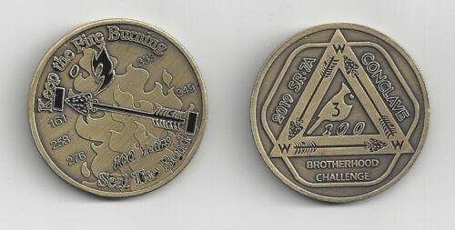 Nawakwa Lodge 3 - 2019 SR-7 Conclave - Brotherhood Challenge - Coin