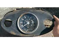 Smiths speedo gauge classic car ideal for classic mini