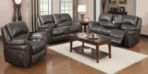 IMPORTED RECLINING SOFA SALE