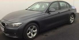 BMW 320 2.0TD d Efficient Dynamics auto 2013 FROM £72 PER WEEK !