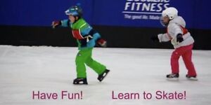 Learn to Skate / Learn to Speed Skates