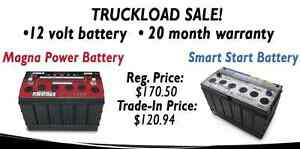 Smart Start Premium Heavy Duty Batteries - Toughest You Can Buy!