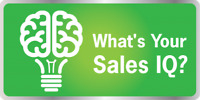 Do You Know Your Sales IQ?