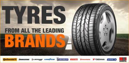 Pirelli P1/Dragon Sport Tyres-Free Mobile Fitting & Balancing